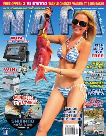 National Australian Fishing Annual (NAFA) Preview