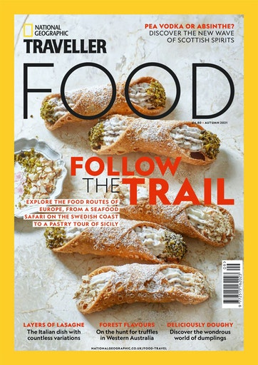 National Geographic Traveller Food Preview