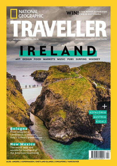 National Geographic Traveller (UK) Magazine