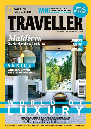 National Geographic Traveller (UK) Preview