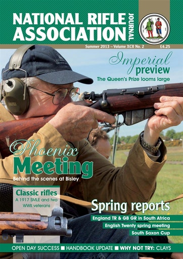 National Rifle Association Journal Preview