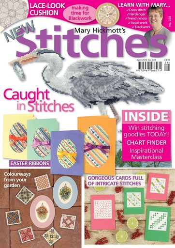 New Stitches Preview