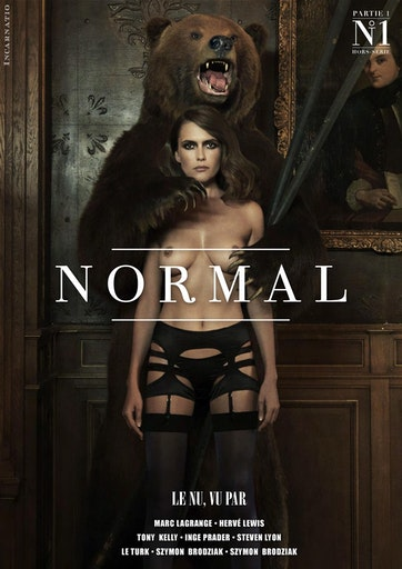 Normal Magazine Preview