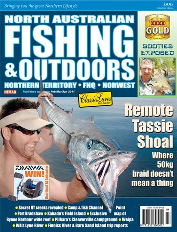 North Australian Fishing and Outdoors Magazine Preview
