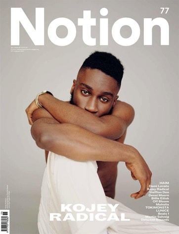 Notion Magazine Preview