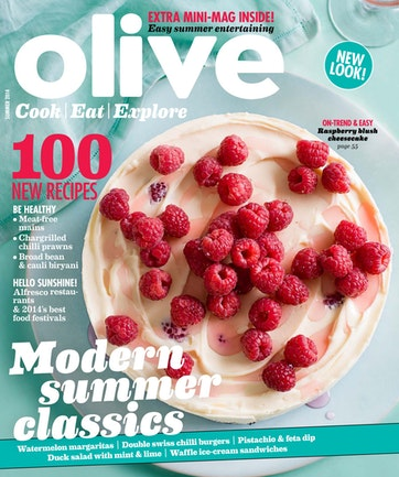 Olive Magazine Preview