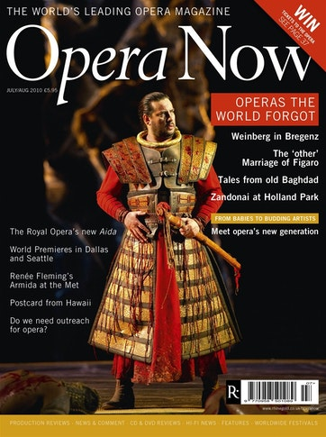 Opera Now Preview