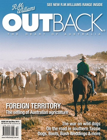 OUTBACK Magazine Preview