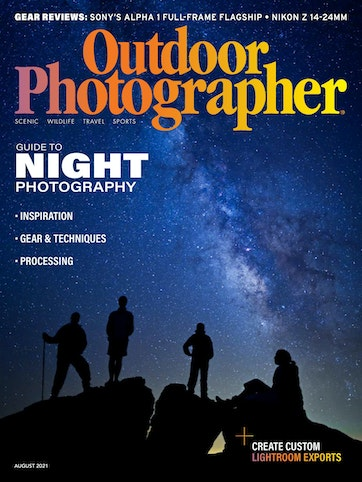 Outdoor Photographer Preview