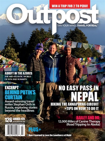 Outpost - Adventure Travel Magazine Preview