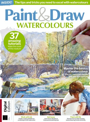Paint & Draw: Watercolours Preview