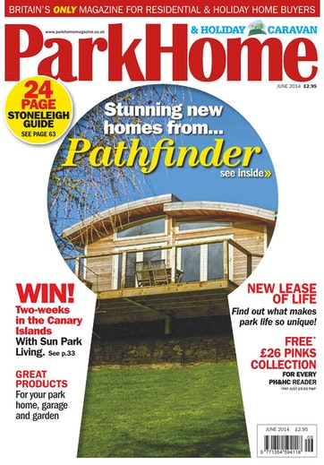 Park Home & Holiday Caravan Preview