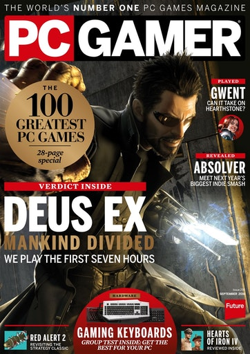 PC Gamer (UK Edition) Preview