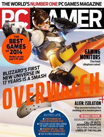 PC Gamer (US Edition) Preview