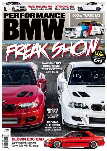 Performance BMW Preview
