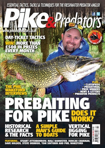 Pike & Predators Preview