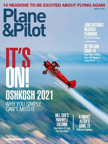 Plane & Pilot Preview