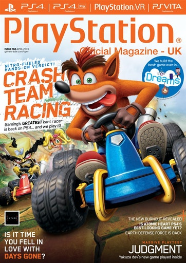 PLAY Magazine Preview