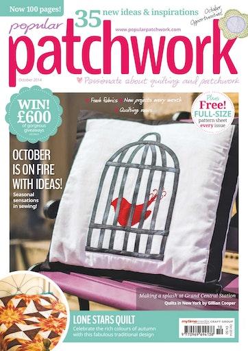 Popular Patchwork Magazine Preview