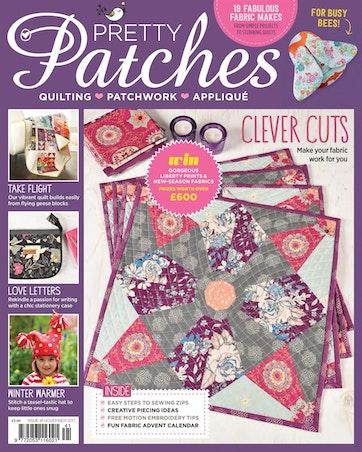 Pretty Patches Magazine Preview