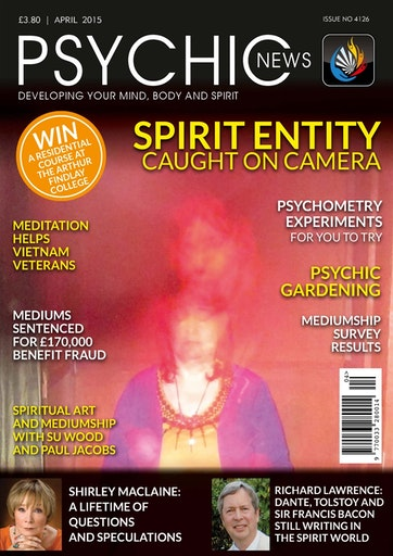 Psychic News Preview