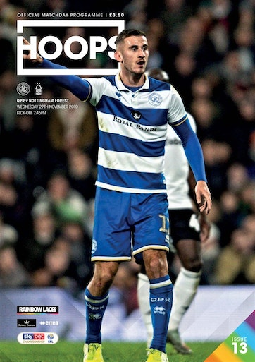 QPR Official Programmes Preview