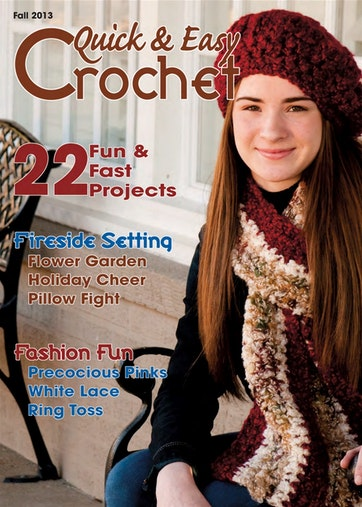 Quick & Easy Crochet Preview
