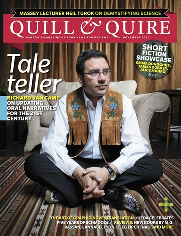 Quill & Quire Preview