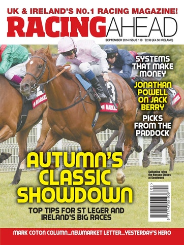 Racing Ahead Preview