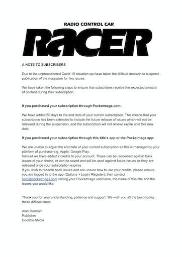 Radio Control Car Racer Preview