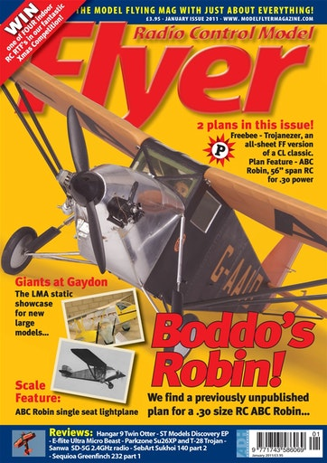 Radio Control Model Flyer Preview
