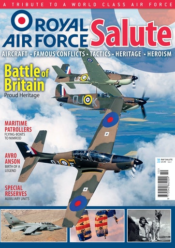 RAF Salute 2 Preview