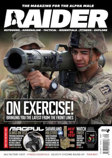 Raider Preview