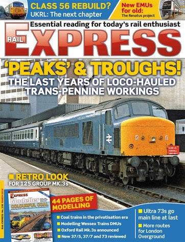 Rail Express Preview