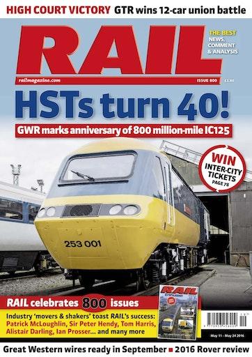 Rail Preview