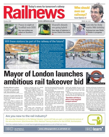 Railnews Preview