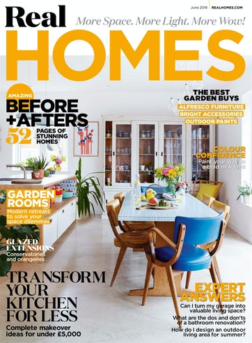 Real Homes Magazine June 2018 Subscriptions Pocketmags