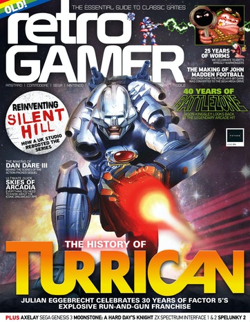 Retro Gamer Preview