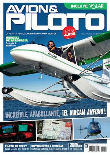 Revista Avion & Piloto Preview