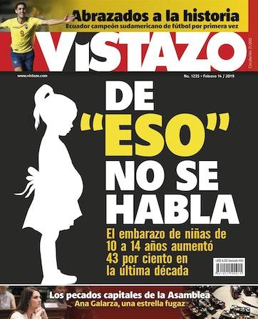 Revista Vistazo Preview