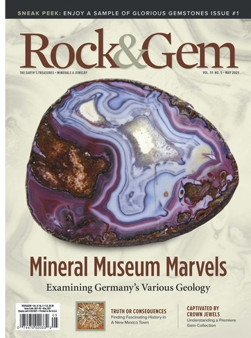 Rock&Gem Magazine Magazine Preview
