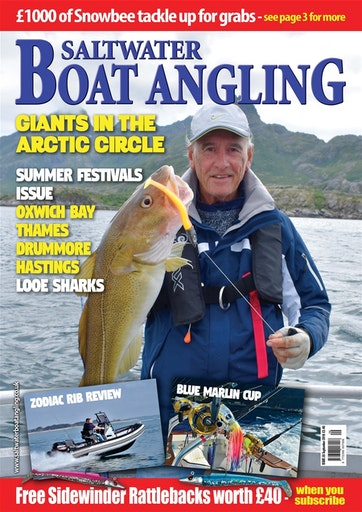 Saltwater Boat Angling Preview