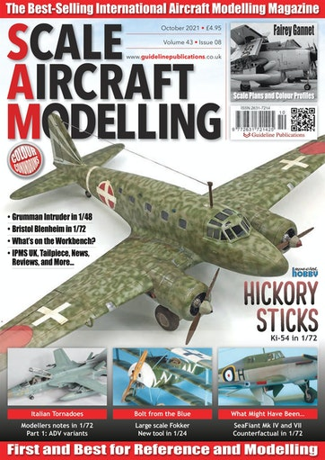 Scale Aircraft Modelling Preview