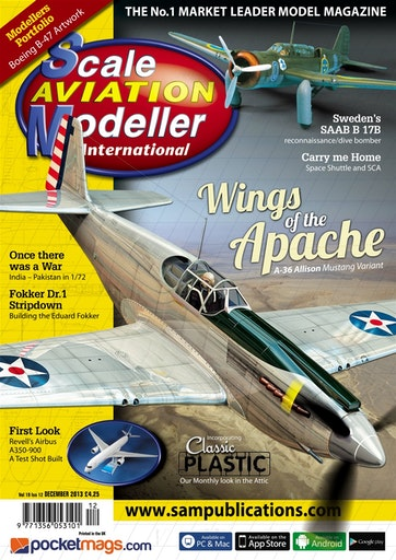 Scale Aviation Modeller Internat Preview