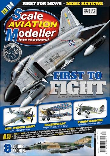 Scale Aviation Modeller Internat Preview