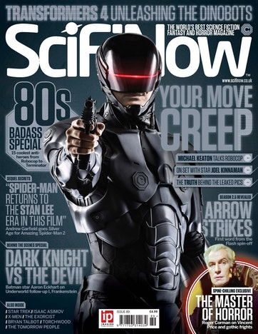 SciFiNow Preview