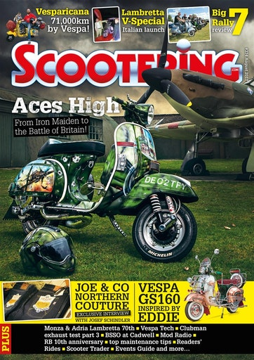 Scootering Preview