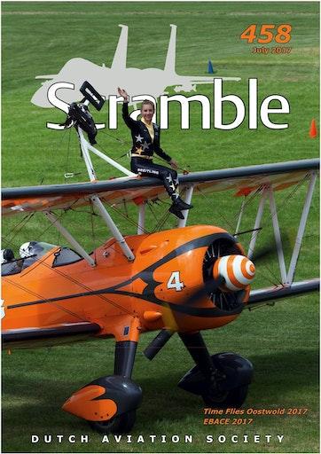 Scramble Magazine Preview