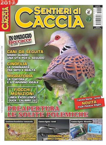 SENTIERI DI CACCIA Preview