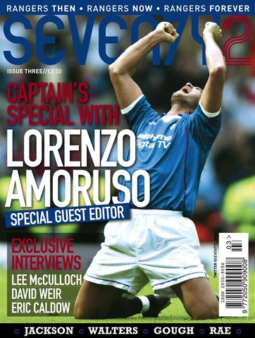 Seventy 2 Magazine Preview